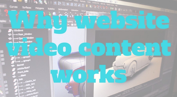Why website video content works